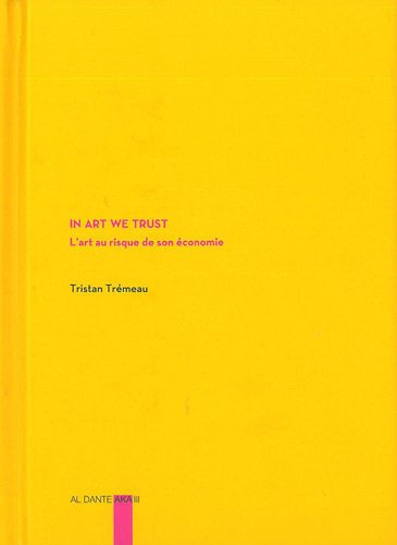 9782847618471: in art we trust ; un art critique d'art