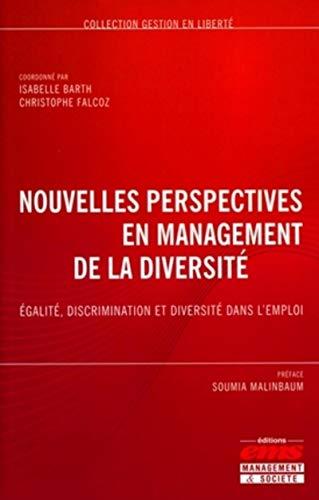 Nouvelles perspectives en management de la diversité (French Edition): Christophe ...