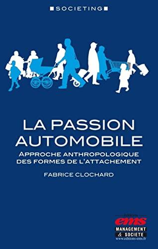 La passion automobile: Fabrice Clochard