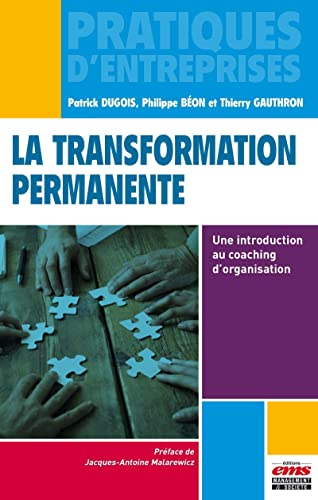 9782847698435: La transformation permanente