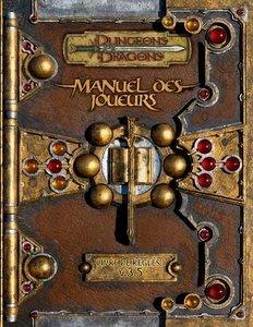 9782847850321: Dungeons & dragons : Manuel des joueurs, livre des règles I, v. 3.5