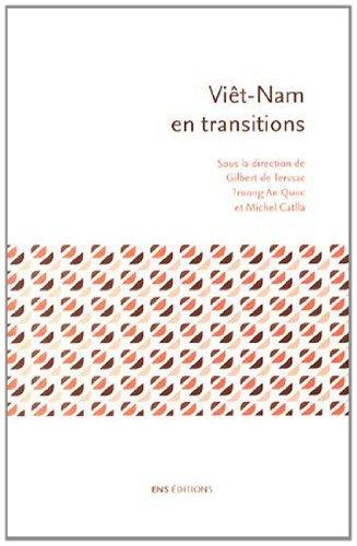 9782847885262: Viêt-Nam en transitions