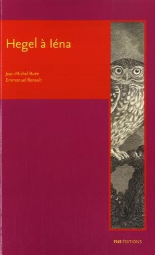 9782847886573: Hegel a Iena