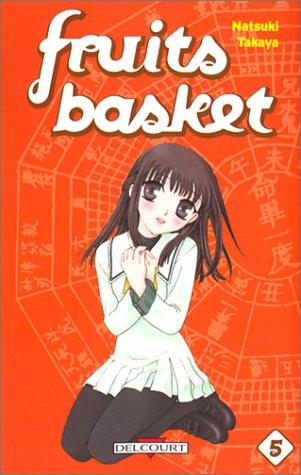 9782847891287: Fruits Basket, tome 5