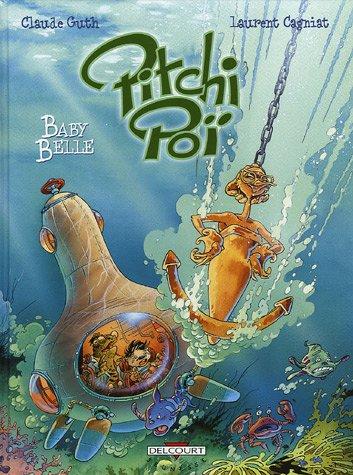 9782847897562: Pitchi Poï : Pack 2 volumes : Tome 2, La Folie Pom'Pet ; Tome 3, Baby Belle