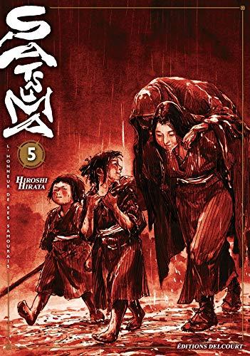 9782847898910: Satsuma l'honneur de ses samourais t05