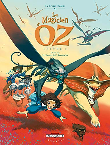 9782847899474: Le Magicien d'Oz, Tome 3 (French Edition)