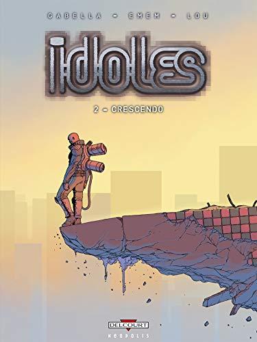 9782847899924: Idoles, Tome 2 : Crescendo