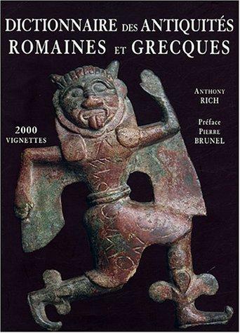 9782847901009: dictionnaire des antiquites romaines et grecques