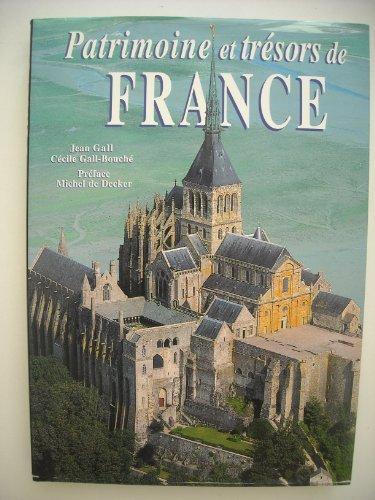 PATRIMOINE ET TRESORS DE FRANCE: n/a