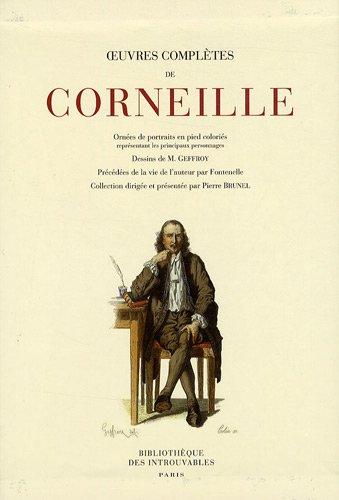 9782847902662: Oeuvres compl�tes de Corneille