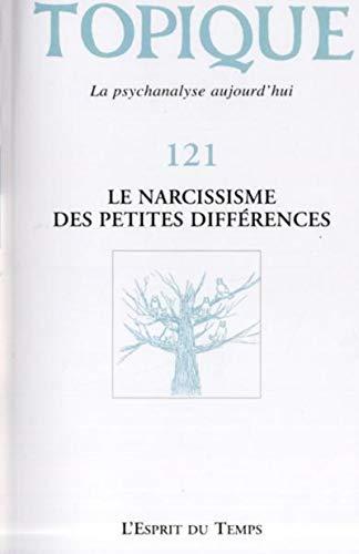 Le narcissisme des petites différences à l'épreuve du politique: Esprit ...