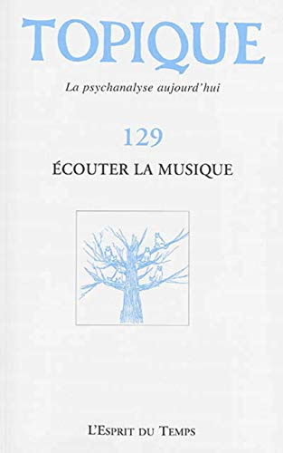 Topique N 129: Collectif