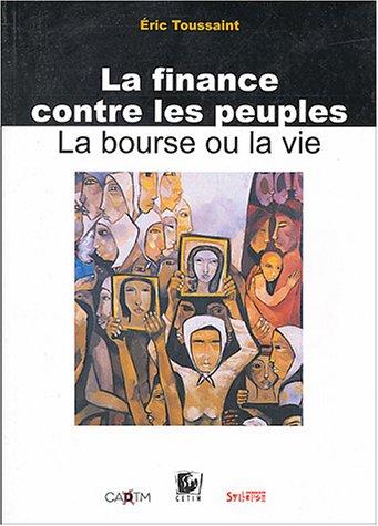 la finance contre les peuples