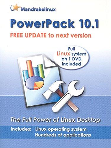 9782847980868: PowerPack 10.1: The Full Power of Linux Desktop (Mandrakesoft)
