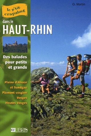 9782847990539: Haut-Rhin : Balades pour petits et grands