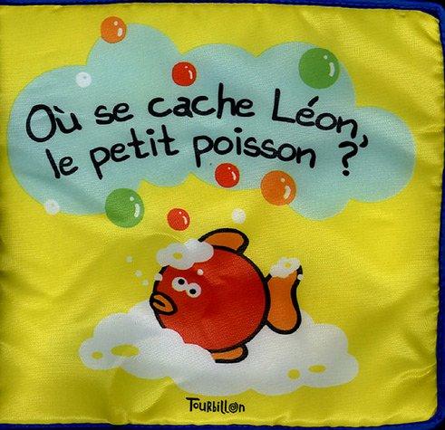 9782848011301: O� se cache L�on, le petit poisson ?
