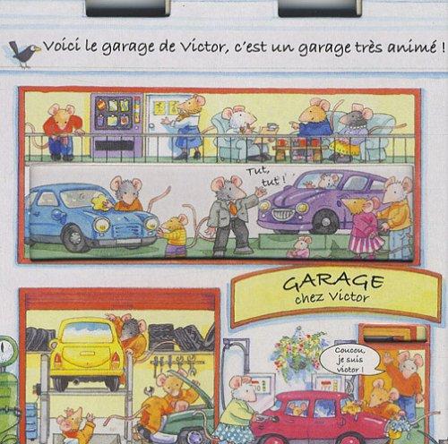 9782848013404: Garage chez Victor