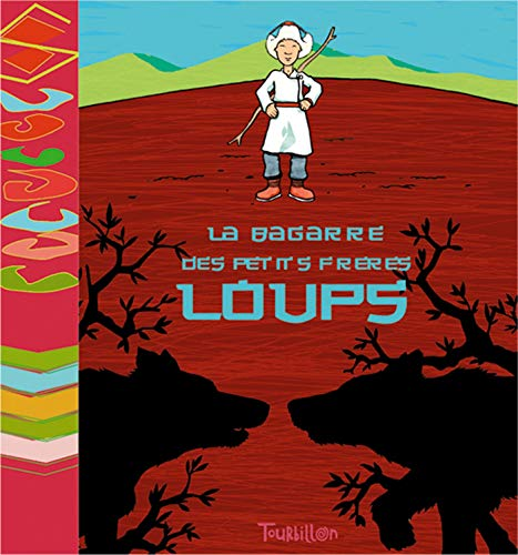9782848013565: Bagarre Des Deux Petits Fr'res Loups(la) (English and French Edition)