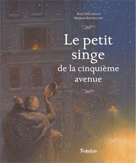 9782848013664: Le petit singe de la cinquième avenue