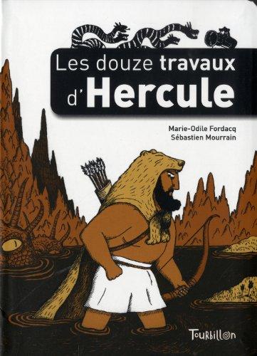 9782848016412: Les douze travaux d'Hercule