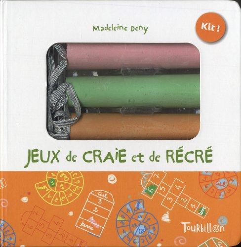 9782848017068: Jeux de Craie Et de R'Cr' (English and French Edition)