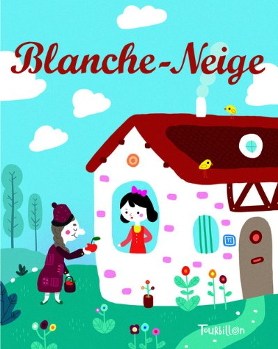 9782848017273: Blanche-Neige (English and French Edition)