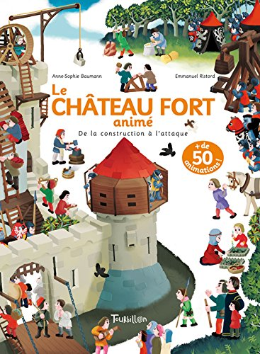 9782848017365: Chateau Fort Anime (Tb.Anim'action) (French Edition)