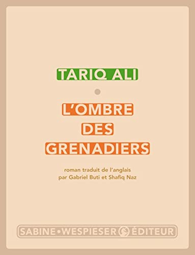 OMBRE DES GRENADIERS -L-: ALI TARIQ