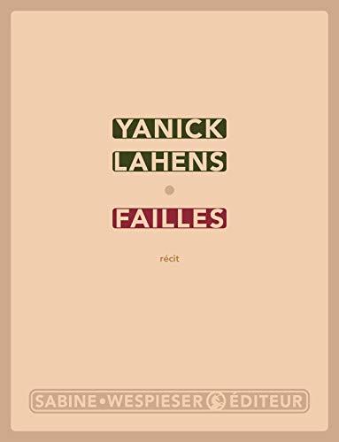 Failles: Lahens, Yanick