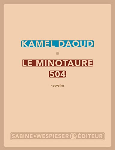 9782848050980: Le minotaure 504 (French Edition)