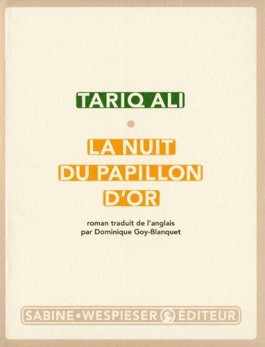 NUIT DU PAPILLON D OR -L-: ALI TARIQ