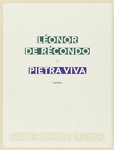 9782848051529: Pietra viva