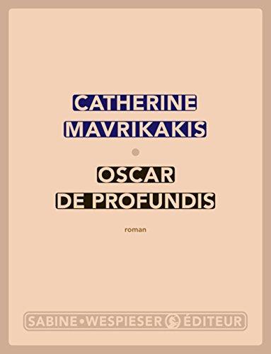 9782848052090: Oscar de Profundis