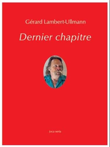 DERNIER CHAPITRE: LAMBERT GERARD