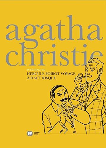 """""""Agatha Christie ; hercule poirot voyage a haut risque"""" (2848102446) by Marc Piskic, Agatha Christie, Paillou"""