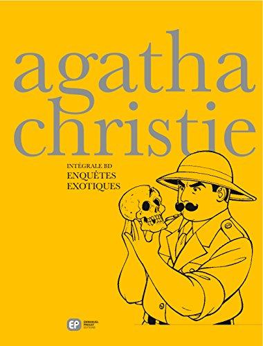 9782848102955: Intégrale Agatha Christie T3 : Enquêtes exotique