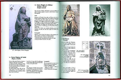 Grand livre des saints Culte et iconographie en Occident: Baudoin Jacques