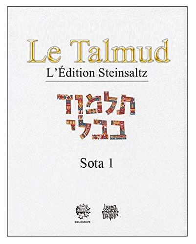 9782848280875: Le Talmud : Tome 17, Sota 1