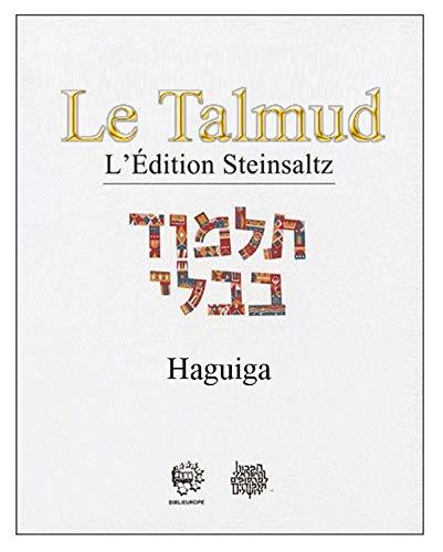 9782848282305: Le Talmud Tome Xxviii Haguiga