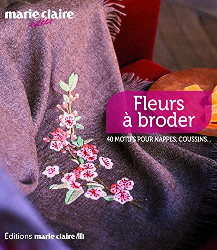 9782848312026: Fleurs � broder