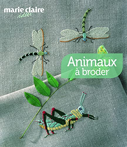 9782848315263: Animaux � broder