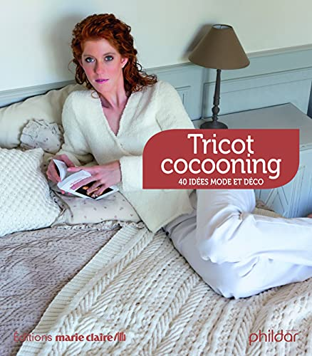 9782848315485: Tricot cocooning (French Edition)