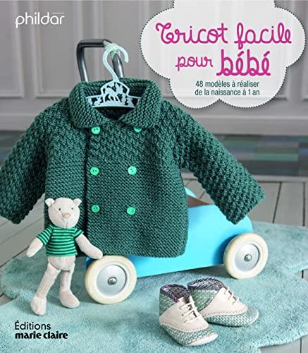 9782848316420: Tricot facile pour bebe