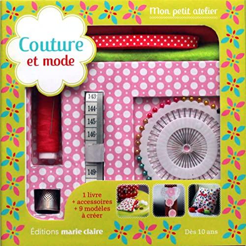 9782848317014: Coffret Couture et mode Kids