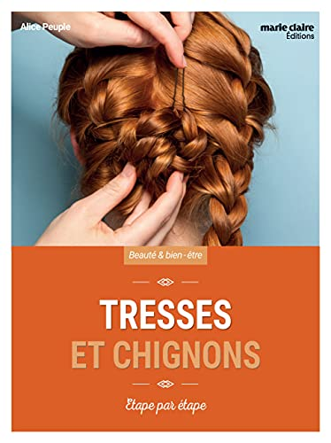 9782848317502: Tresses et chignons : Etape par �tape