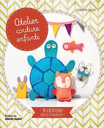 9782848318073: Atelier couture enfants