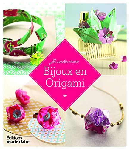 9782848318110: Je crée mes bijoux en origami