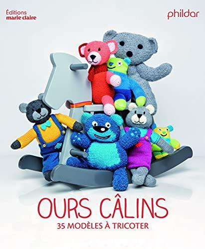 Ours câlins: Phildar