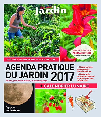 AGENDA PRATIQUE DU JARDIN 2017: AGENDA 2017